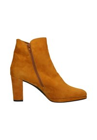 Manfield - Classic ankle boots - yellow - 4