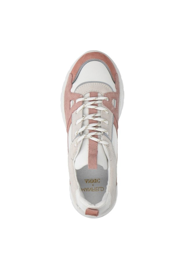 ANNIC - Sneakers laag - rosé