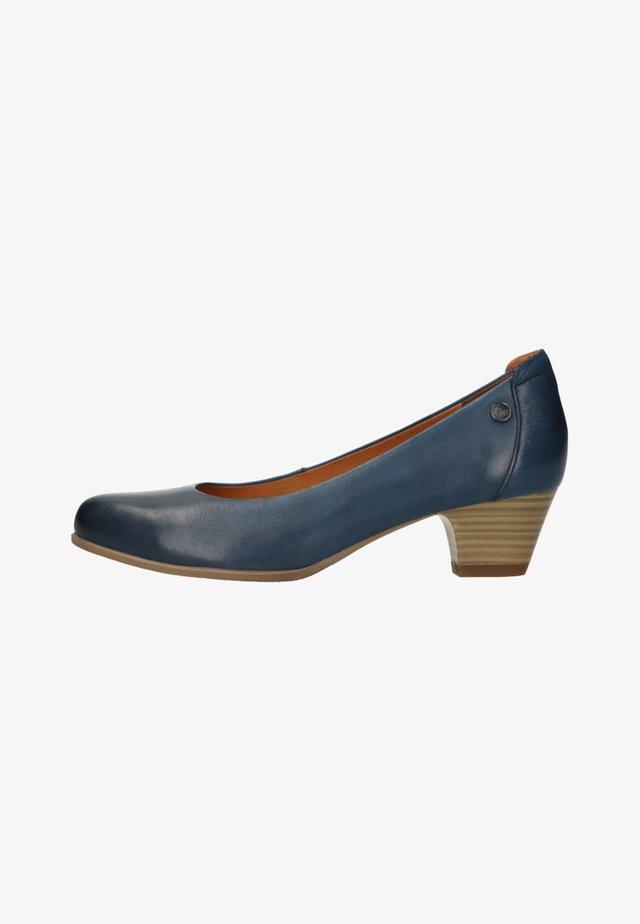 MIT KLEINEM ABSATZ - Classic heels - blue