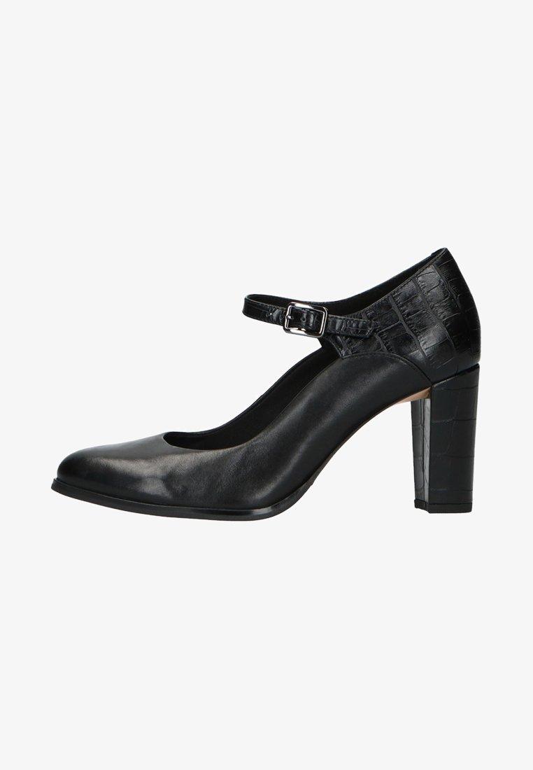 Manfield - Classic heels - black