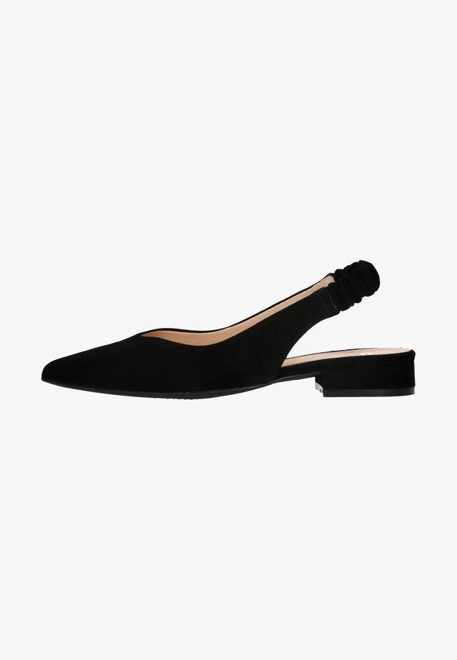 MIT SLINGBACK - Classic heels - black