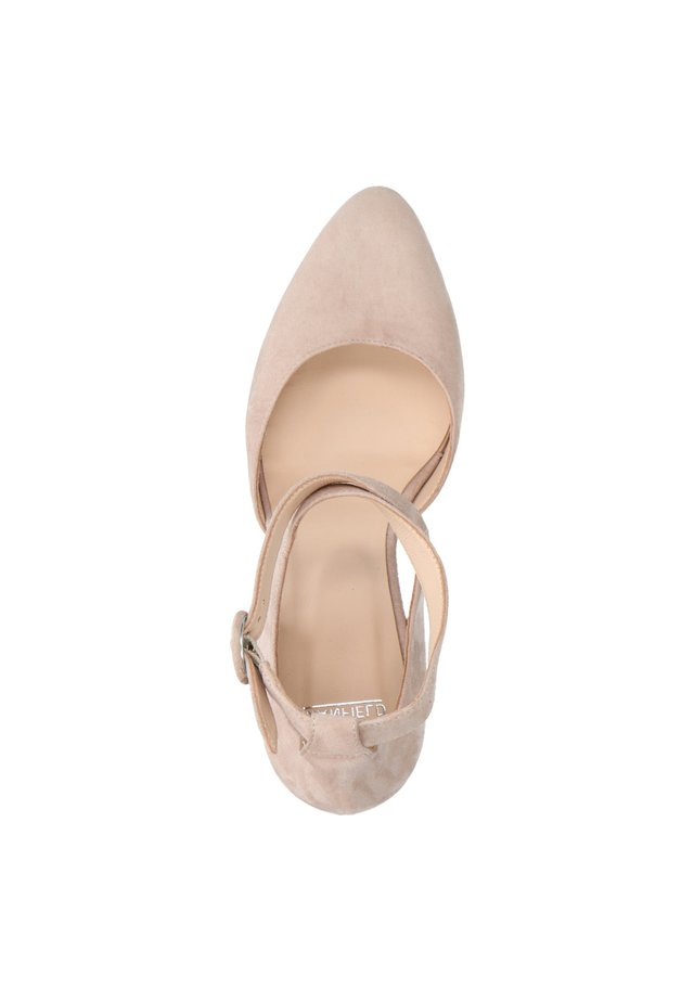 Bridal shoes - beige