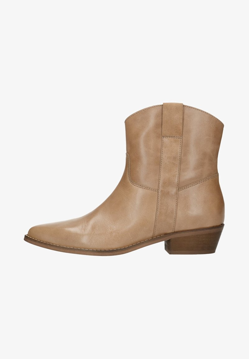 Manfield - Bottines - beige