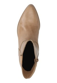 Manfield - Bottines - beige - 1