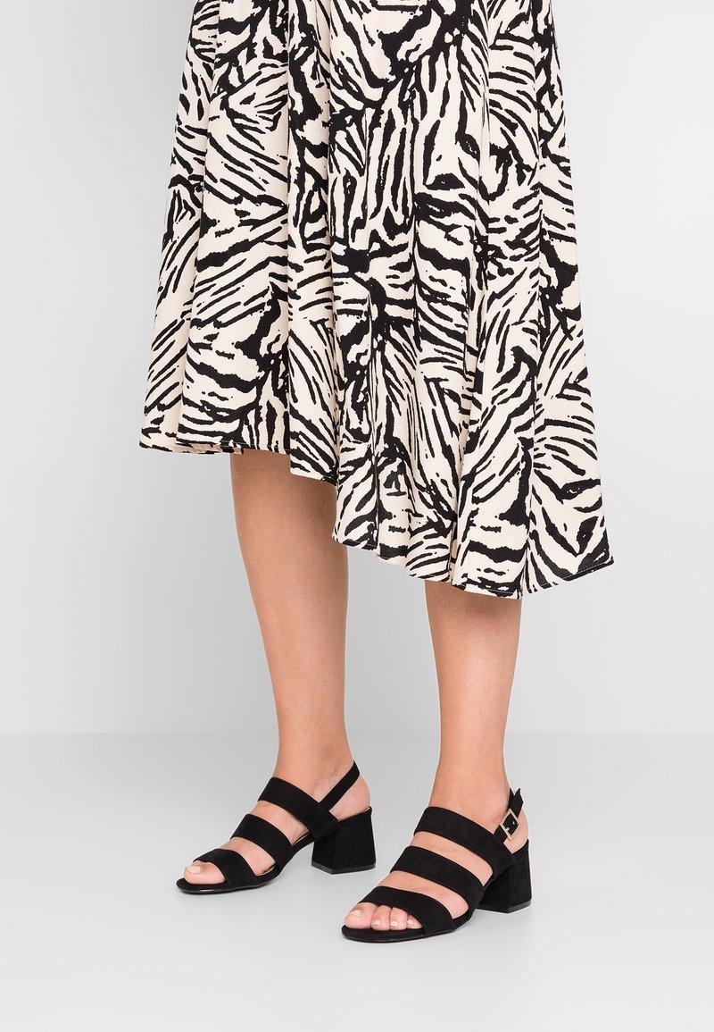 Miss Selfridge - SIENNA - Sandals - black
