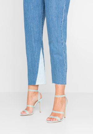 SAMIA - High heeled sandals - mint