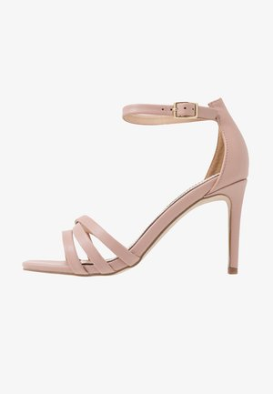 SADIE STRAP MID HEIGHT  - Sandales à talons hauts - pink