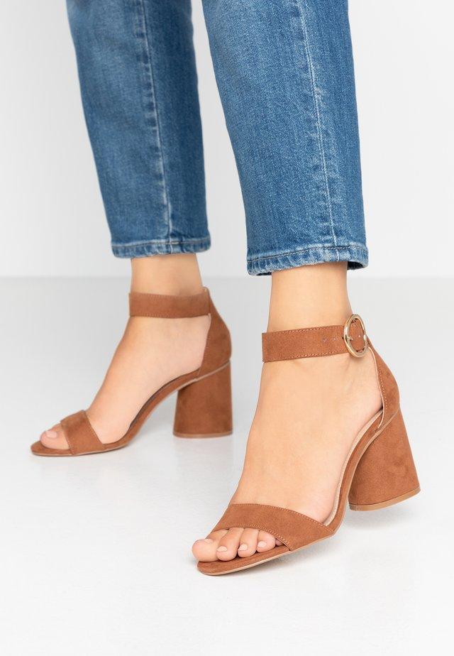 SOPHIE - Sandals - tan