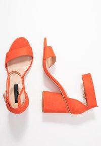 Miss Selfridge - SOPHIE - Sandals - orange - 3