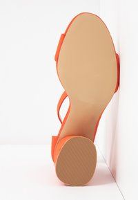 Miss Selfridge - SOPHIE - Sandals - orange - 6