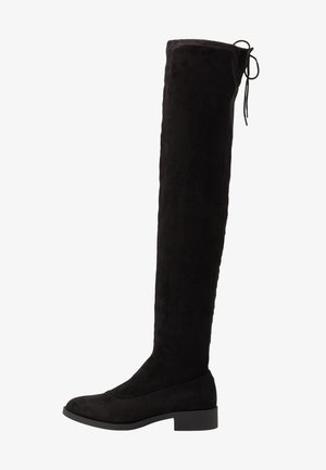OLIVIA - Over-the-knee boots - black