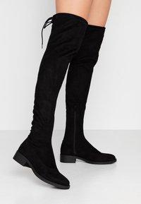 Miss Selfridge - OLIVIA - Høye støvler - black - 0