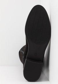 Miss Selfridge - OLIVIA - Høye støvler - black - 6