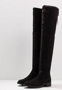 Miss Selfridge - OLIVIA - Høye støvler - black - 4