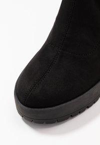 Miss Selfridge - OZZY - High heeled boots - black - 2