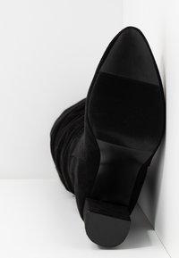 Miss Selfridge - OXFORD - Boots - black - 6