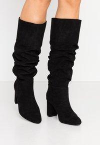 Miss Selfridge - OXFORD - Boots - black - 0