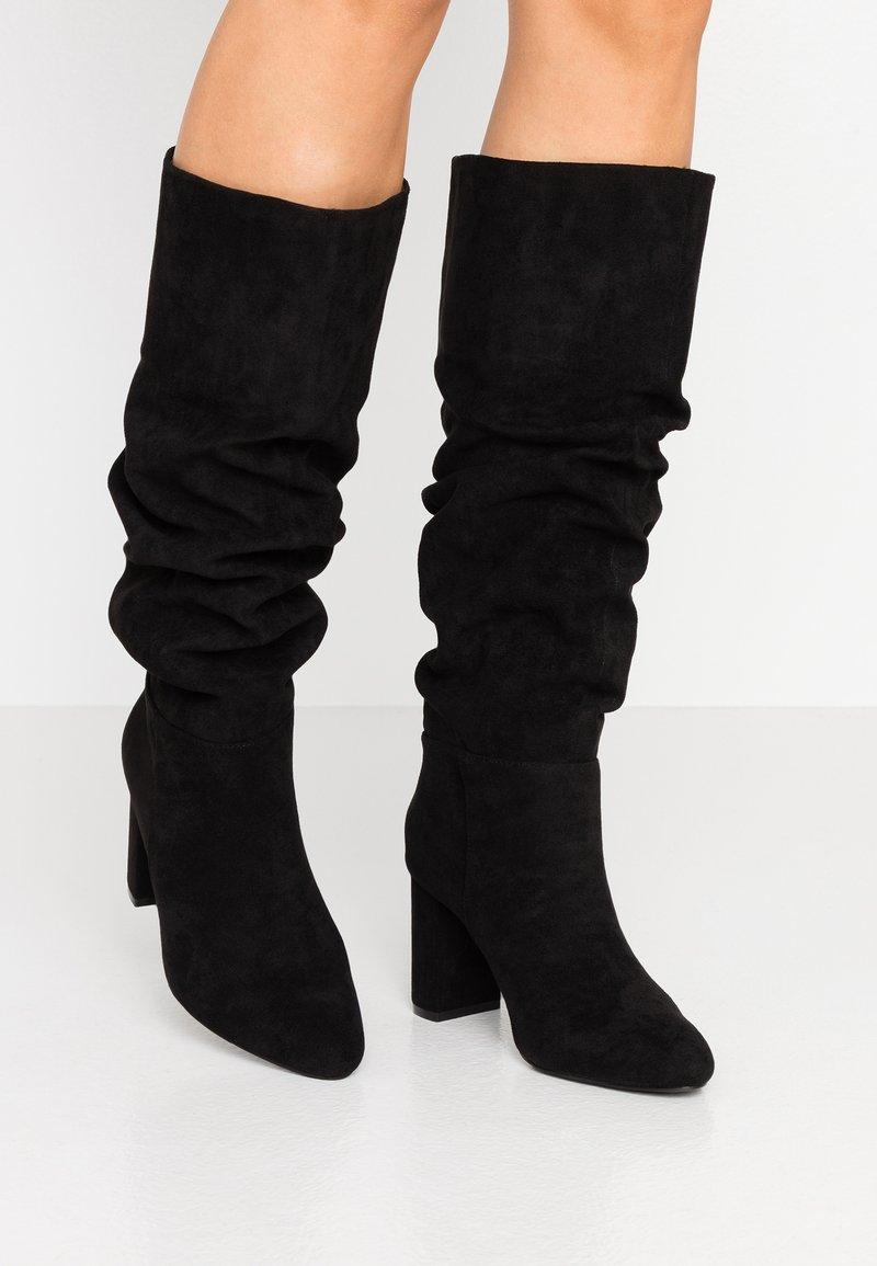 Miss Selfridge - OXFORD - Boots - black
