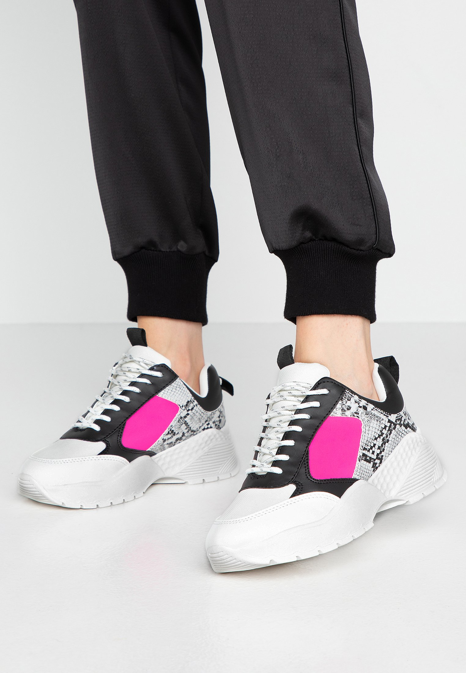 Miss Selfridge TALLULAH CHUNKY - Sneakers - pink