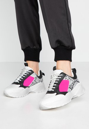 TALLULAH CHUNKY - Sneakers laag - pink