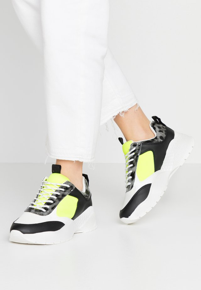 TALLULAH CHUNKY - Trainers - green