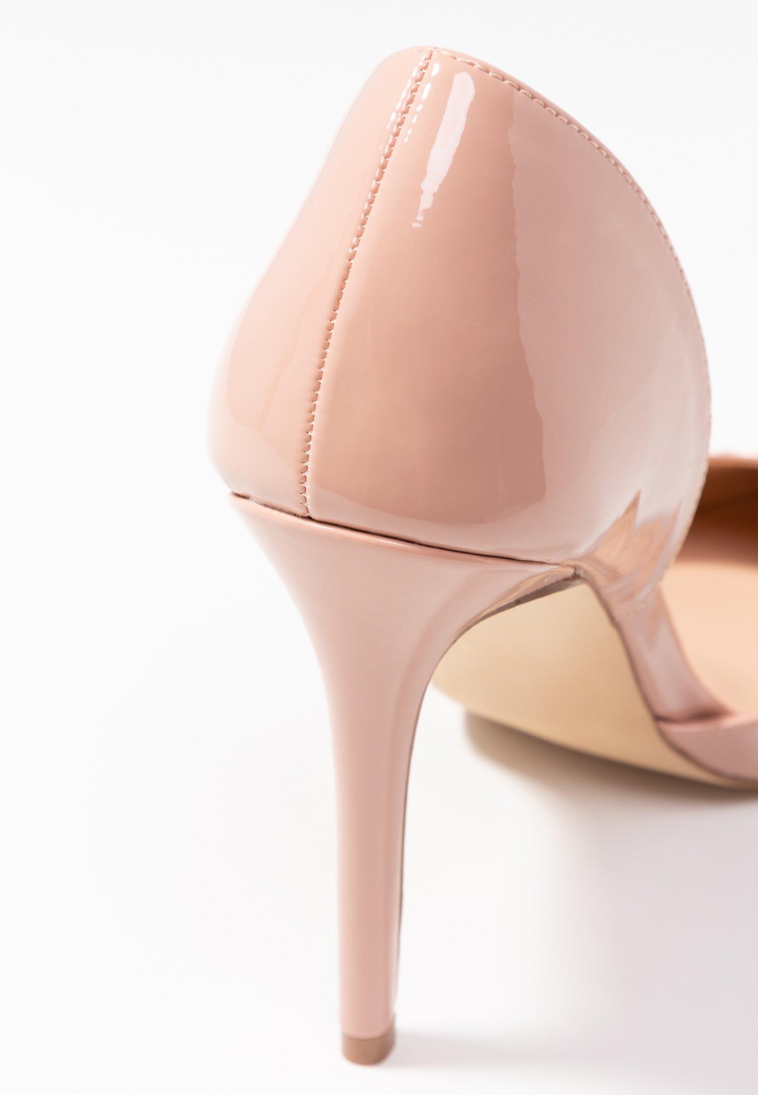 Selfridge À Hauts Pink CourtEscarpins Talons Open Waist Miss txsdChrQ