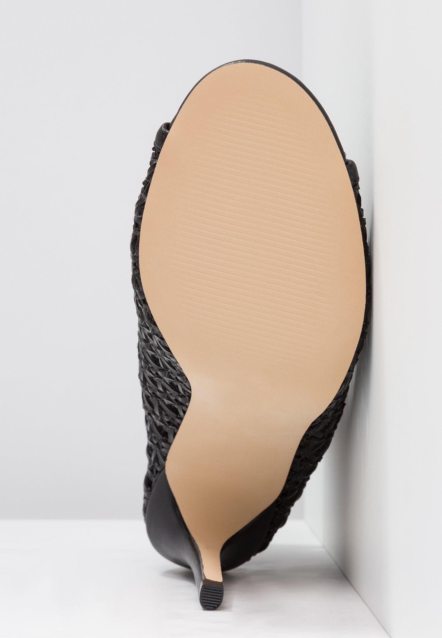 Miss Selfridge HILARY - Bottines à talons hauts black