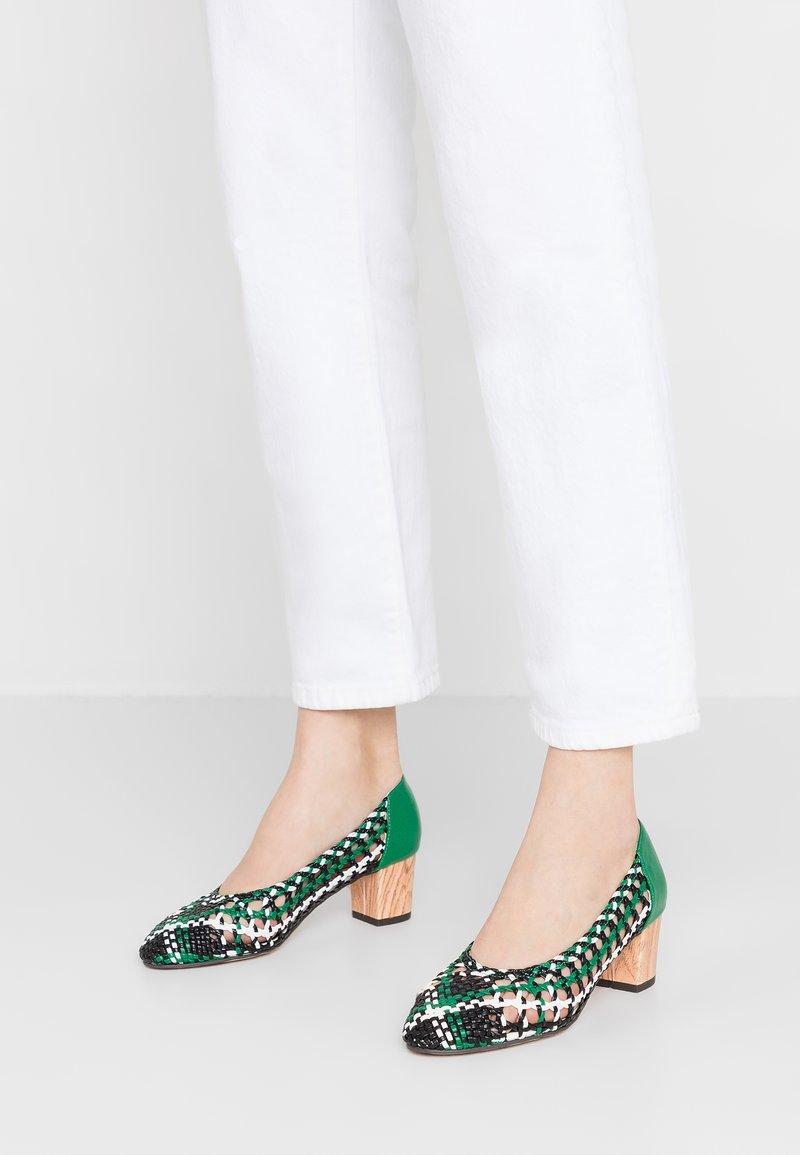 Miss Selfridge - CLEMENTINE - Classic heels - multicolor