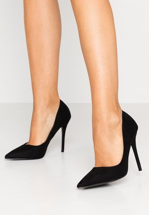 CATERINA - Escarpins à talons hauts - black