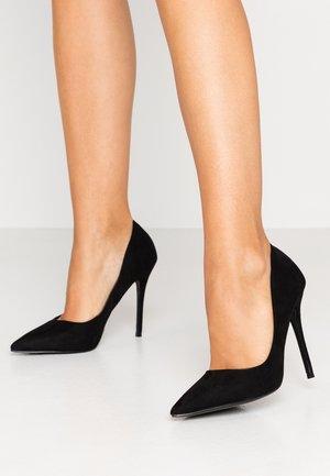 CATERINA - Høye hæler - black