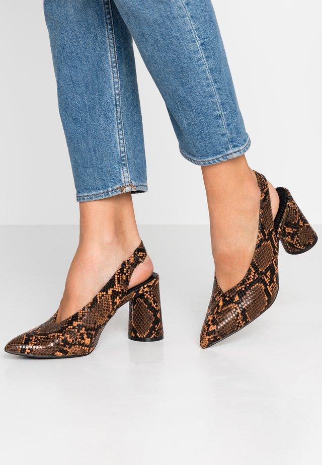 CAIRO - High heels - orange