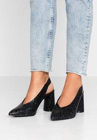 Miss Selfridge - CAIRO - High heels - black - 0