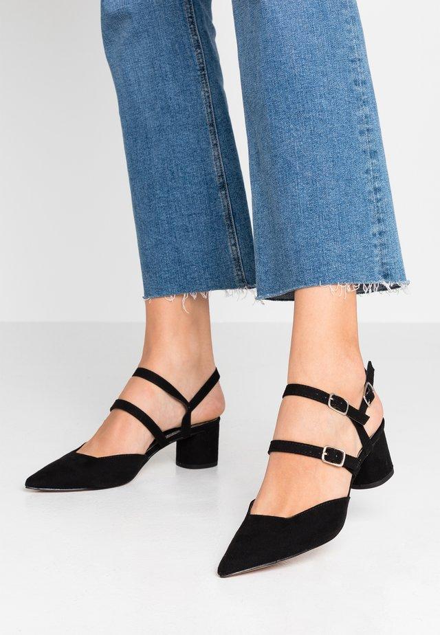 CHARM - Classic heels - black