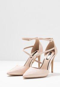 Miss Selfridge - CRYSTAL COURT - High heels - metallic - 4