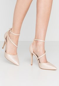 Miss Selfridge - CRYSTAL COURT - High heels - metallic - 0