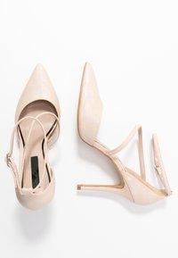 Miss Selfridge - CRYSTAL COURT - High heels - metallic - 3
