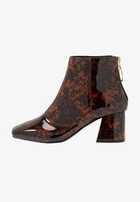 Miss Selfridge - BRIXTON - Kotníková obuv - brown - 1