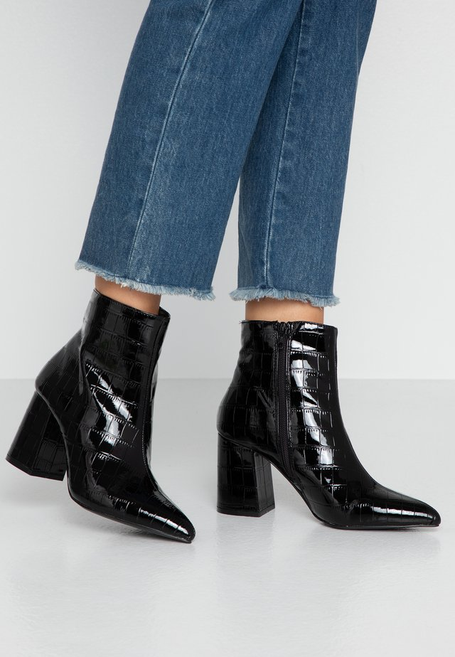 ABI - Ankle boots - black