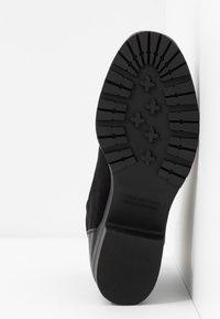 Miss Selfridge - BROGAN - Korte laarzen - black - 6