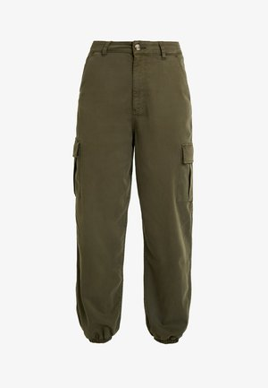 TROUSER - Pantaloni - khaki