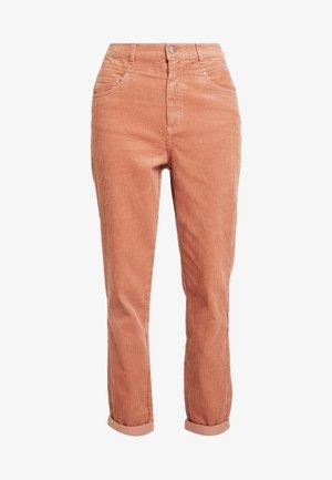MOM TROUSER - Pantalon classique - pink