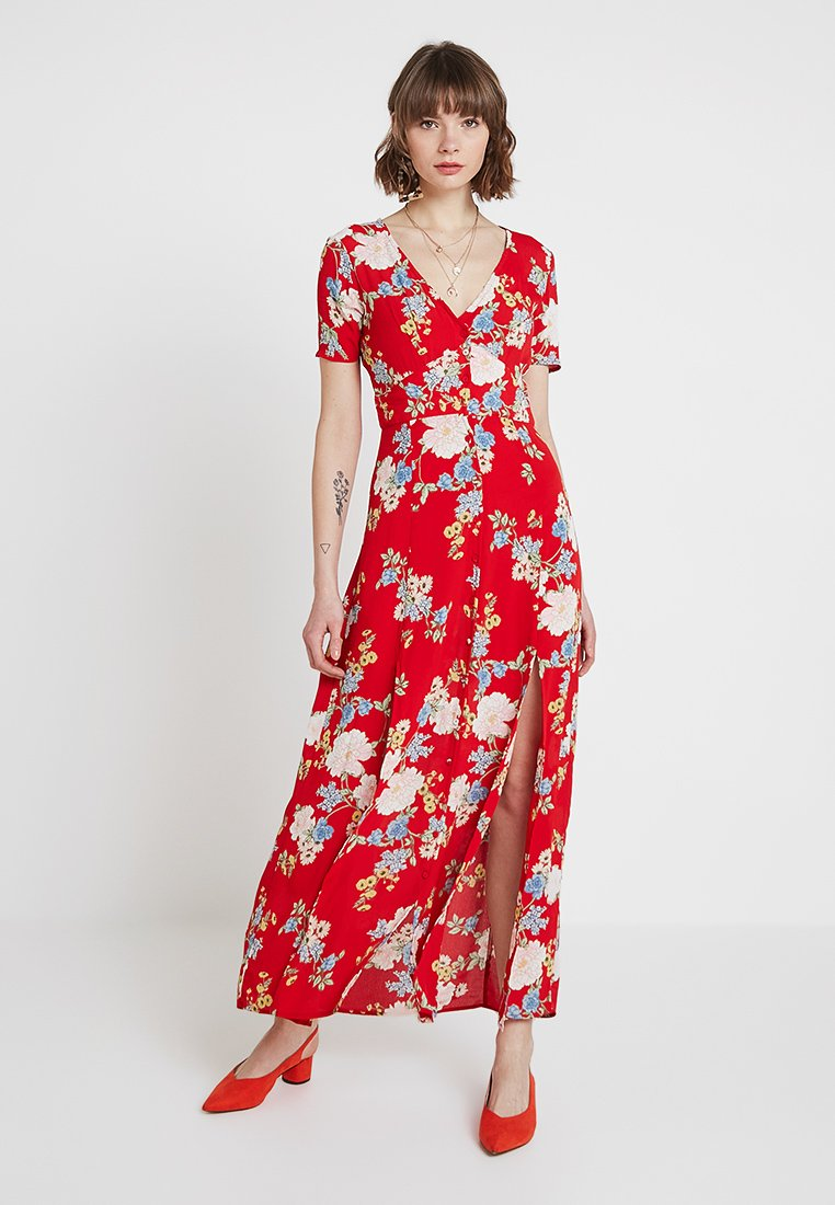 Miss Selfridge - Maxikjoler - red