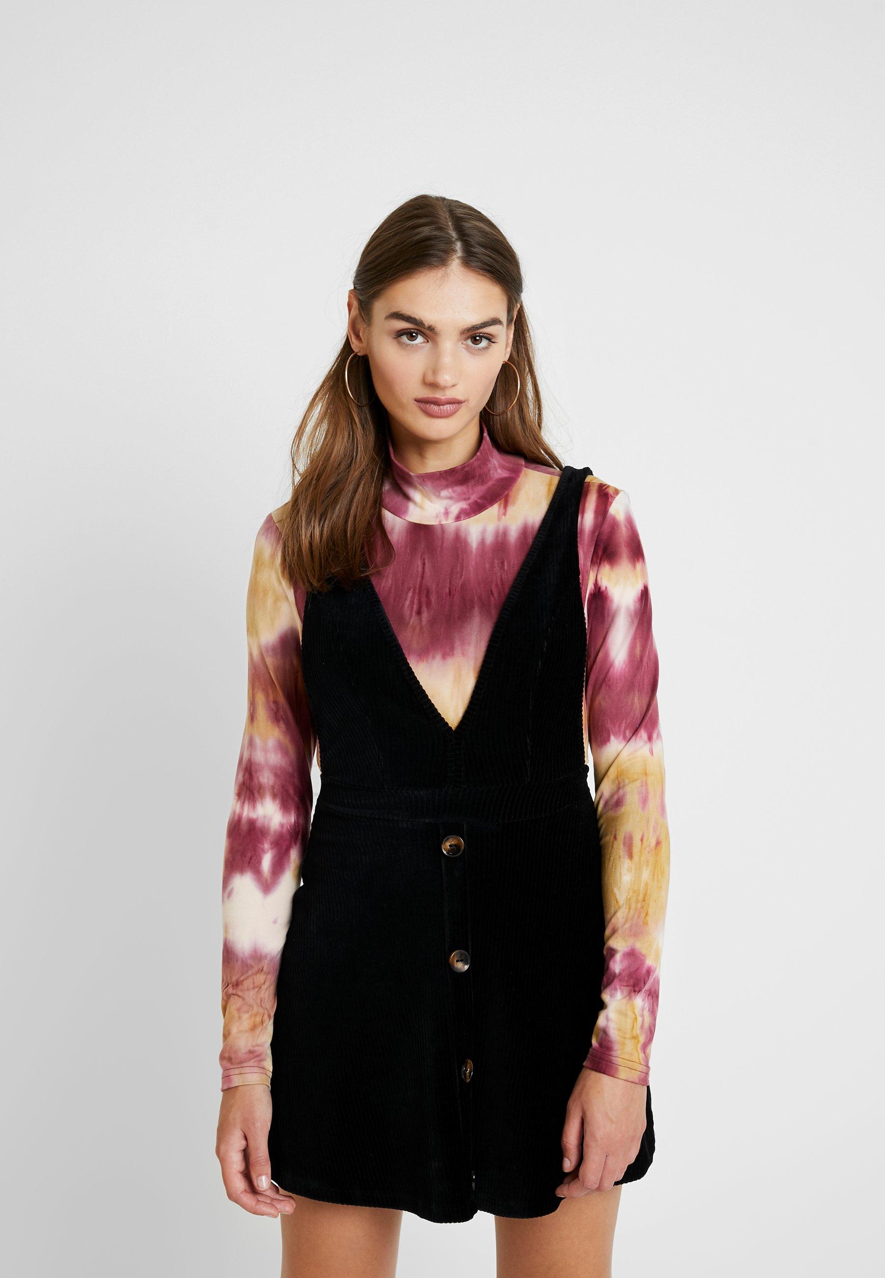 Miss Selfridge PINNY DRESS - Vestito estivo black