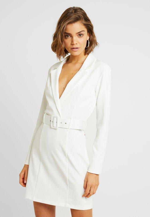 TUX DRESS - Day dress - ivory