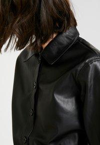 Miss Selfridge - DRESS - Shirt dress - black - 6