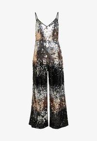 Miss Selfridge - STRAPPY SEQUIN - Jumpsuit - bronze - 3