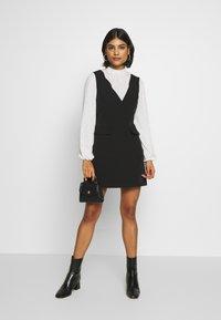 Miss Selfridge - SPOT MINI - Day dress - black - 1
