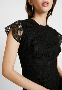 Miss Selfridge - MINI DRESS - Vestito elegante - black - 4