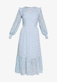 Miss Selfridge - DITSY DOBBY SMOCK MIDI DRESS - Day dress - ditsy - 4