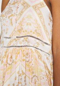 Miss Selfridge - SCARF MIDI  - Day dress - ivory - 5